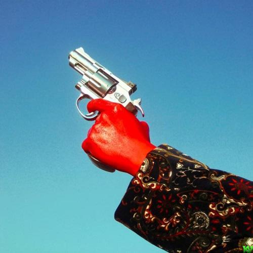 Paris Texas – Red Hand Akimbo Album