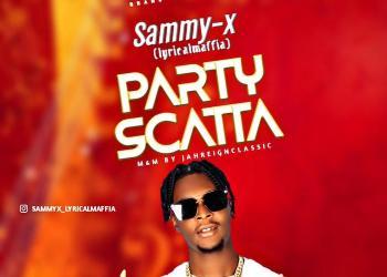 Sammy X – Party Scatta