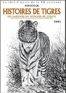 Tigres AHN Soo-gil Editions Clair de lune