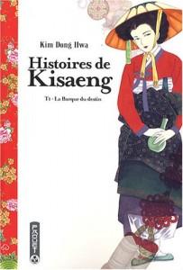Histoires de Kisaeng KIM Dong-hwa Éditions Paquet