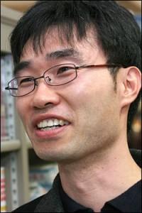 Le manhwaga OH Yeong-jin