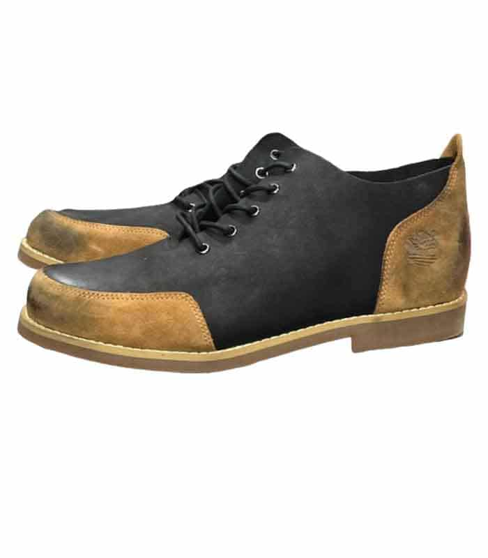 chaussures timberland marron