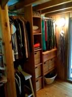 Closet storage, very important