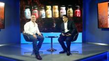 Kevin being interviewed by afshinrattansi for the Underground programme on Russia Today TV
