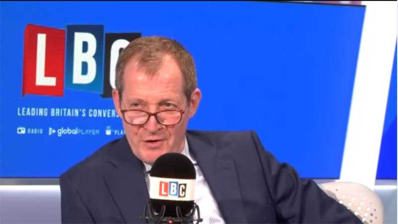 Alistair Campbell Booted Out of the Labour Party