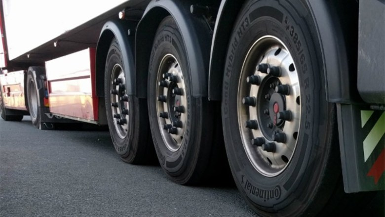 Heavy Goods Vehicle Tyres