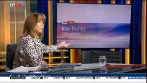 Sky News Empty Chairs Guest Who Wasn't Due to Appear
