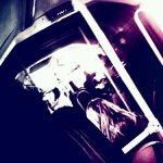Reggelem a buszon