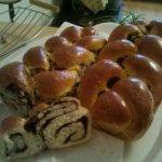 Húsvéti kakaós kalács