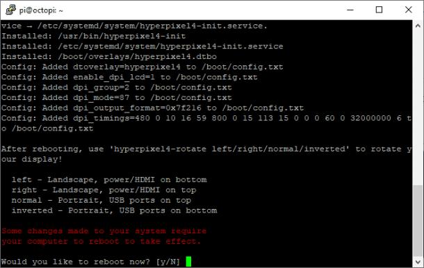 Reboot Pi