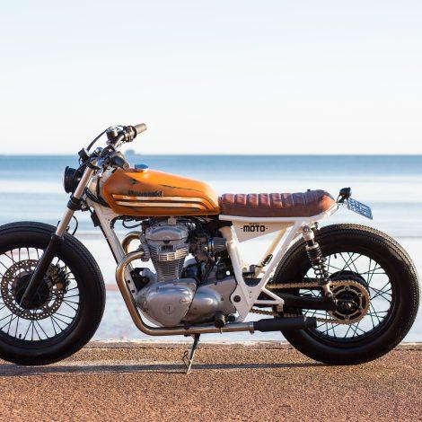 Custom Motorcycle Exhaust Builders Uk Hobbiesxstyle