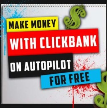 picture with colored blocks and words about Clickbank