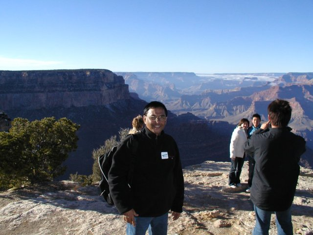 The Grand Canyon California