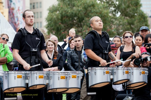 D2 Drumline Ensemble