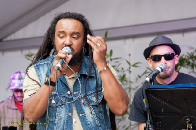 Ros Johknow Roots Reggae Band