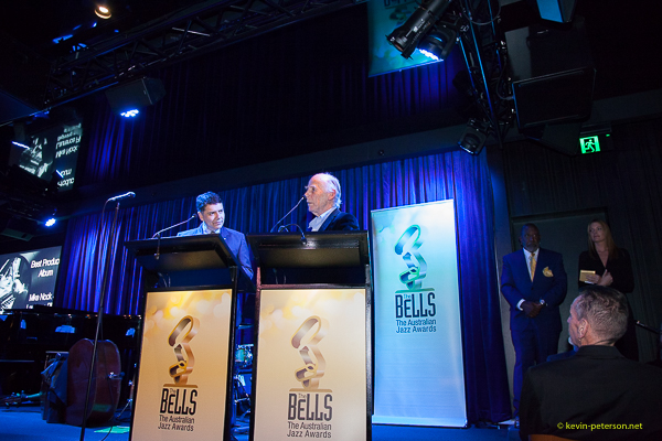 Bell Australian Jazz Awards-