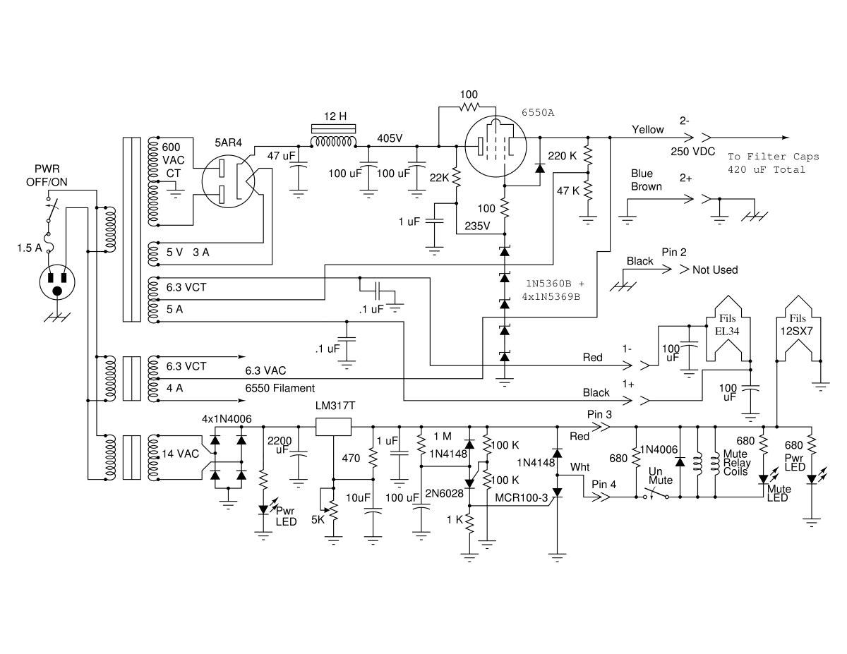 Theremincircuit Basiccircuit Circuit Diagram Seekiccom