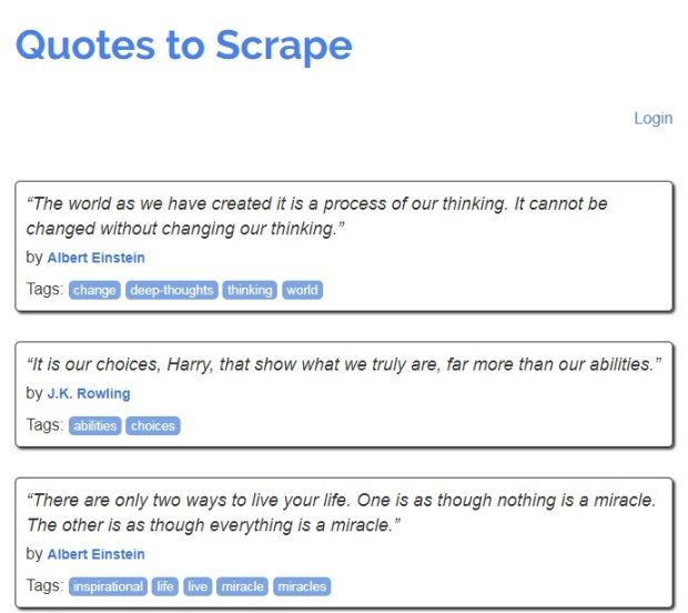 Scraper Internet avec Chromium et puppeteer - Kevin Lagaisse