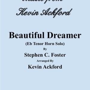 Beautiful Dreamer Cover