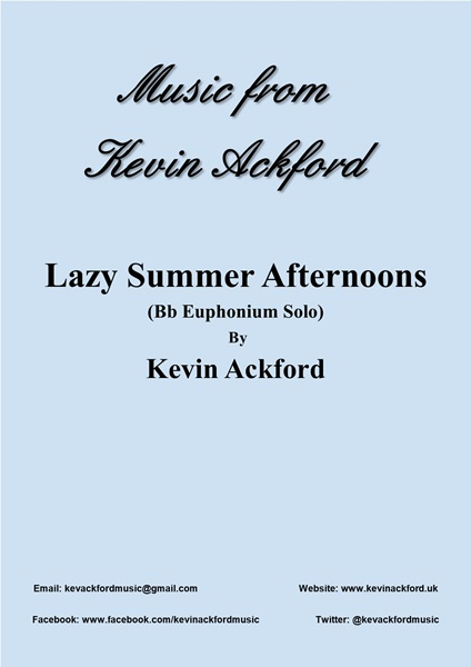 Lazy Simmer Afternoon Cover
