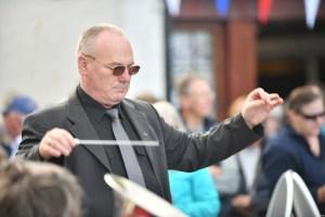 Music from Kevin Ackford. Kevin conducting at Port Isaac