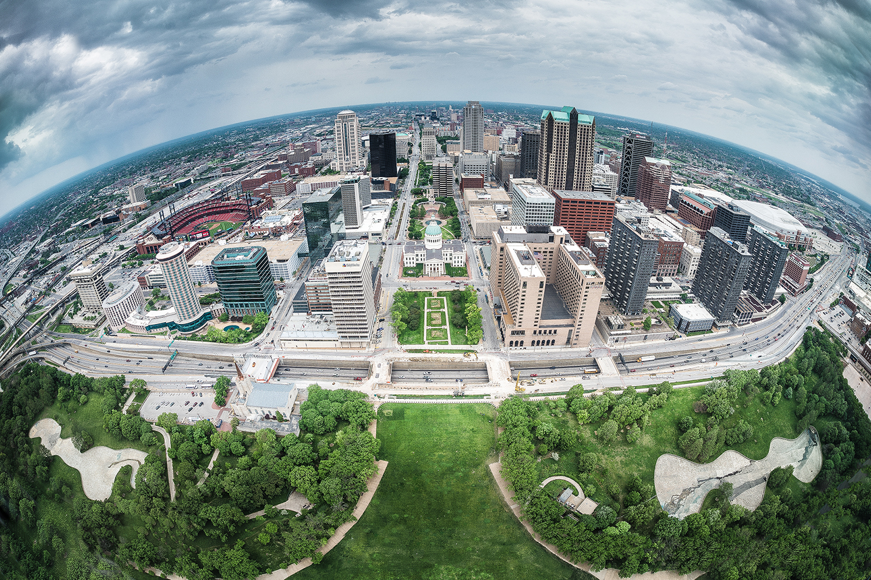 Gateway Arch St Louis Mo