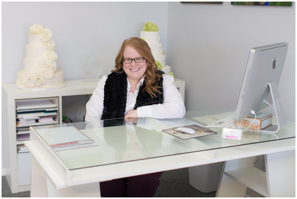 Simply Love Studio Wedding Resource Center owned by Sarah Burton in Lexington, Kentucky.
