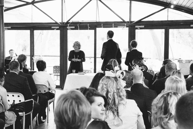 wedding at riverstation