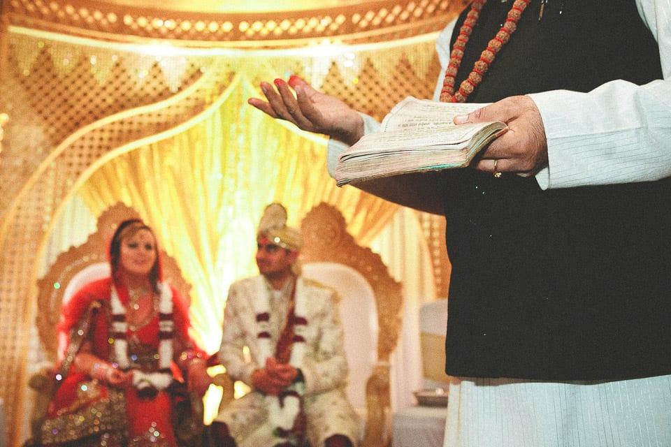 Hindu wedding at stanton manor