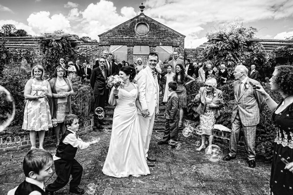 Wedding at Rockley Manor