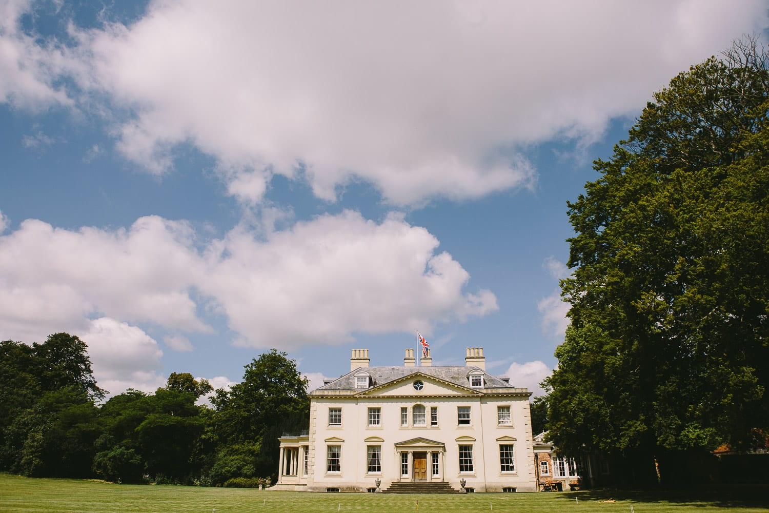 Wiltshire wedding venue, Rockley Manor