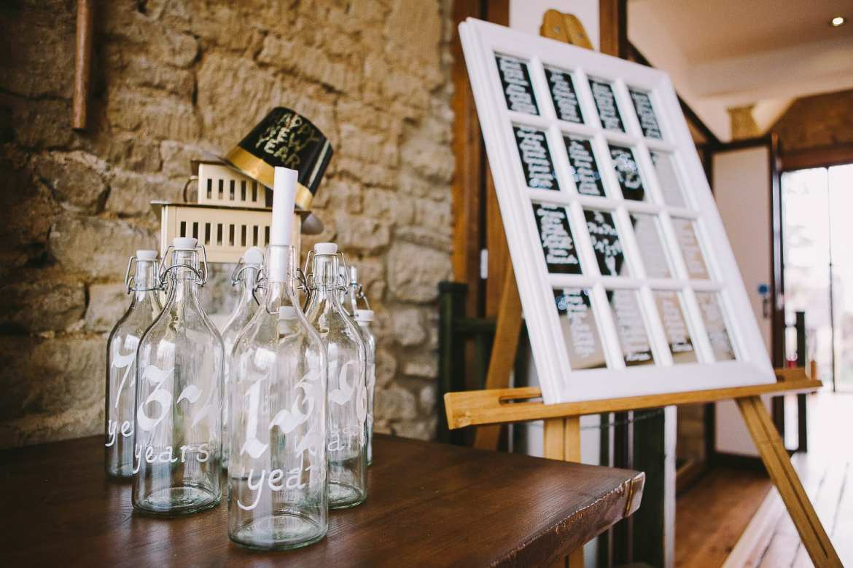 a wedding table plan