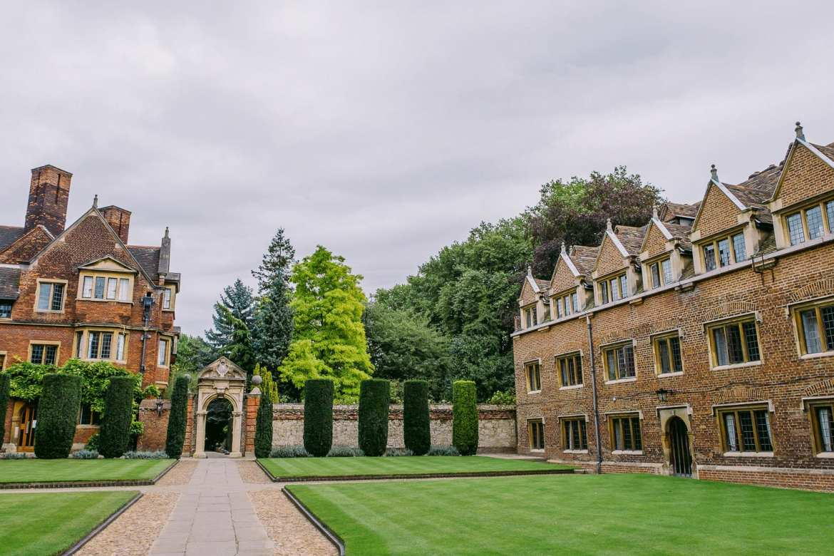 Pembroke College Cambridge wedding