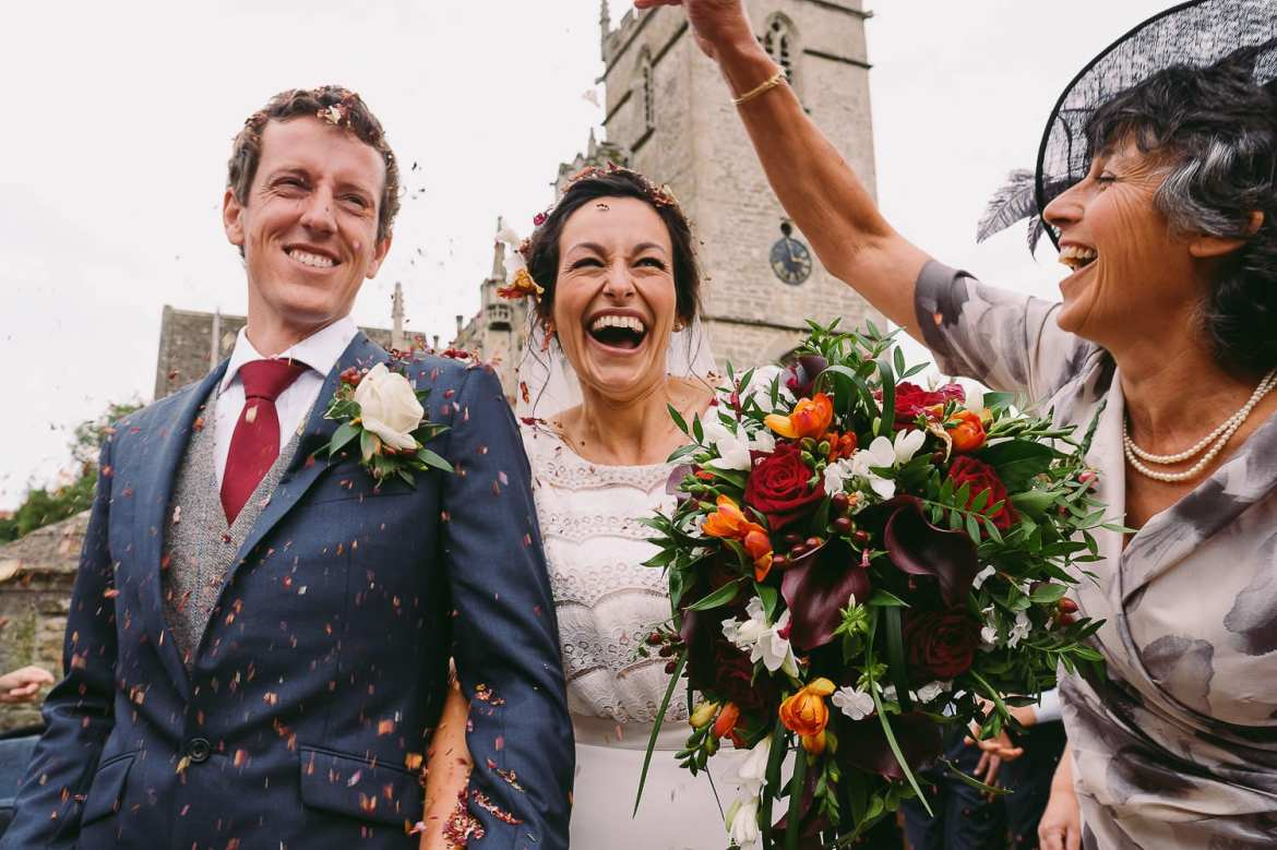 Lacock Country wedding