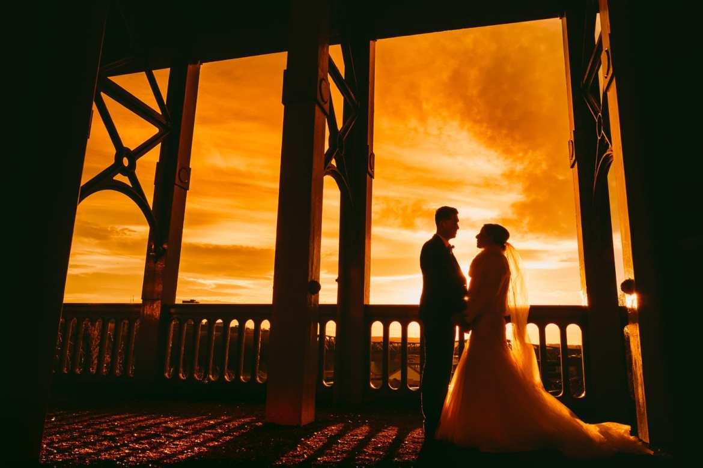 A Newcastle wedding