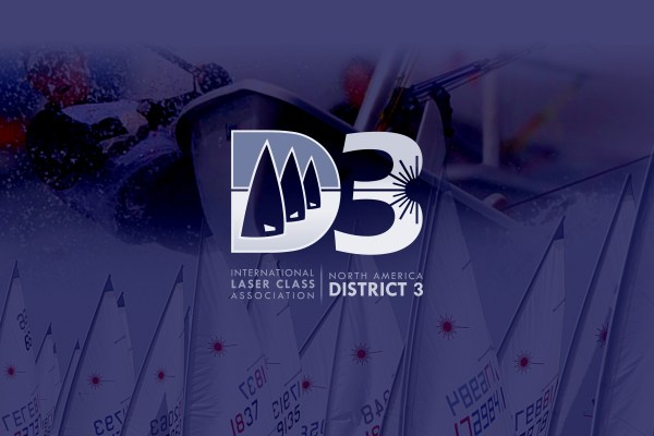 International Laser Class Association District 3 Logo Cover