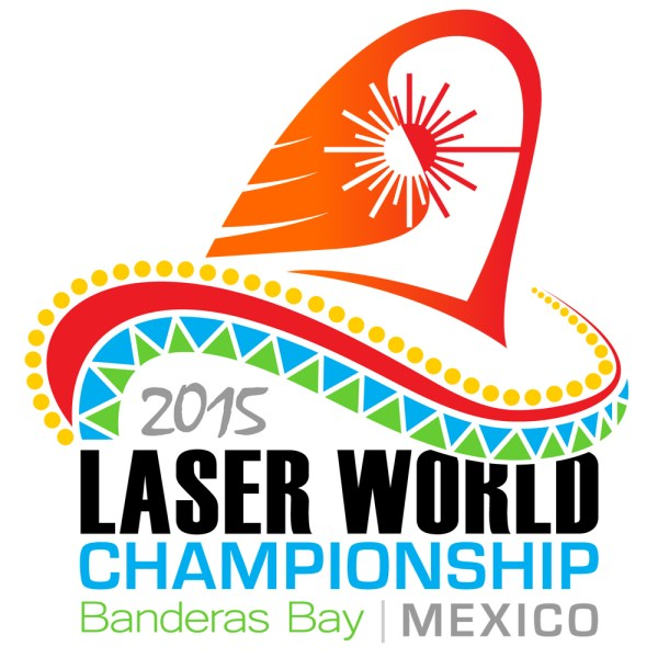 Laser World Championship Mexico Bid Logo