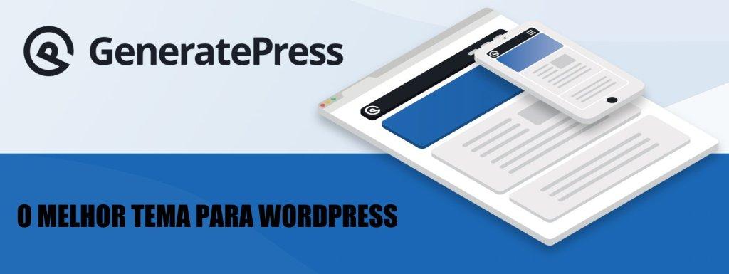 GeneratePress - O melhor Tema de Wordpress 1