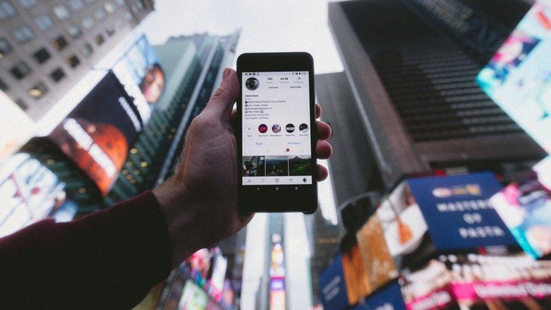 Descubra como fazer a melhor estratégia de publicidade online - instagram