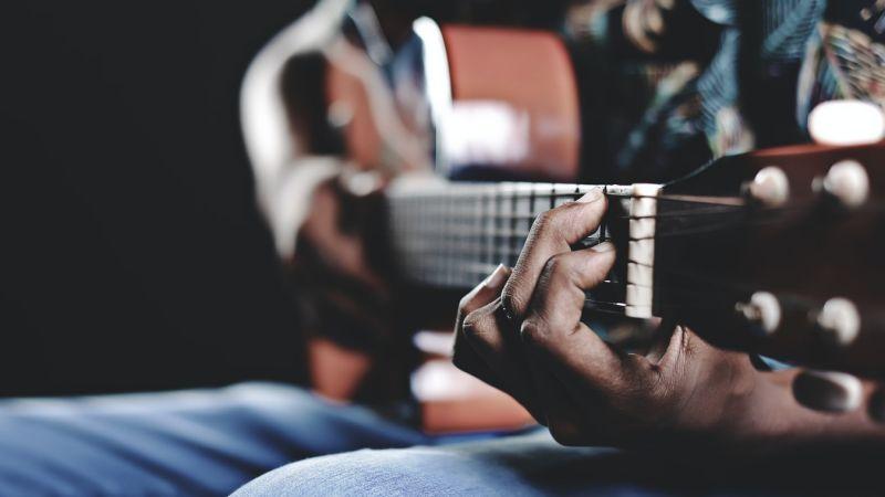 - mon expérience d'apprentissage de la guitare en ligne