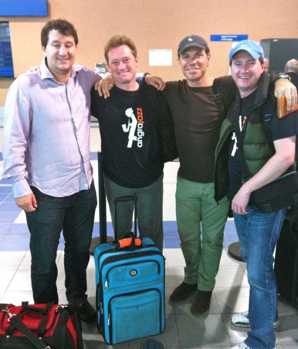 Kevin Brady Trio with Kurt Elling