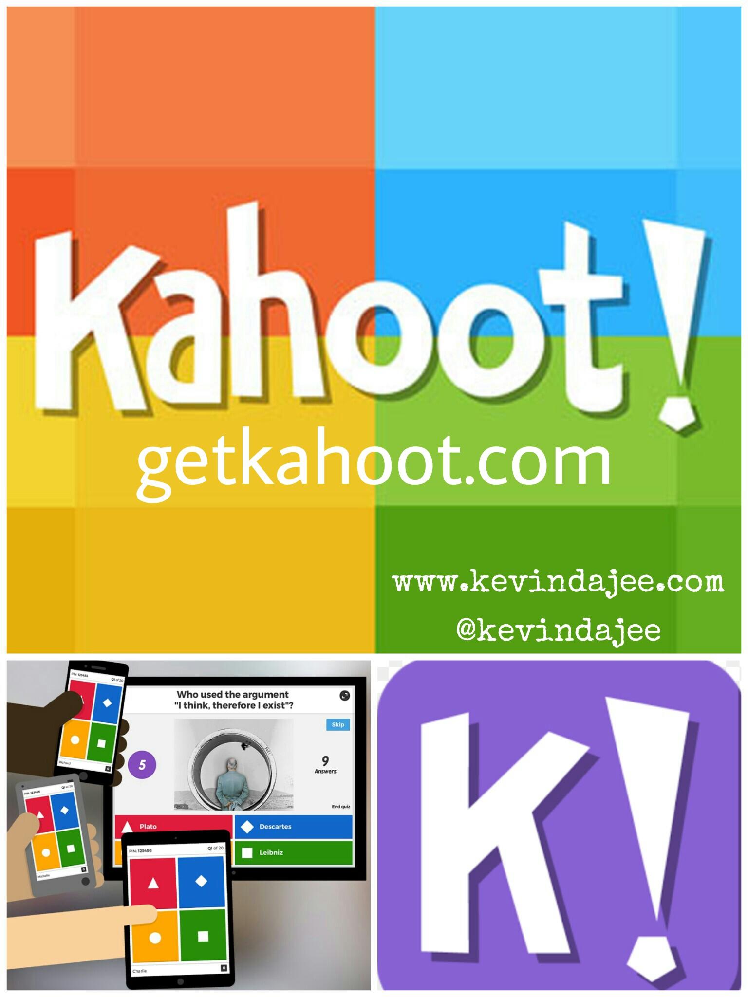 Kahoot Kahoot As A Teacher Unleash Your Inner Game Show Host Kevin Dajee