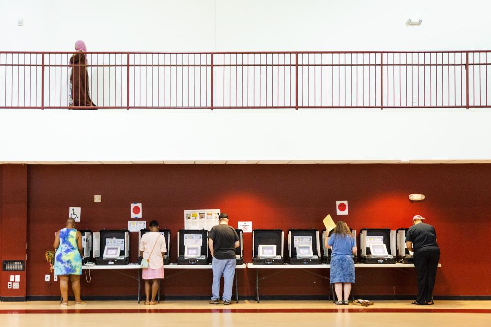 Primary voting
