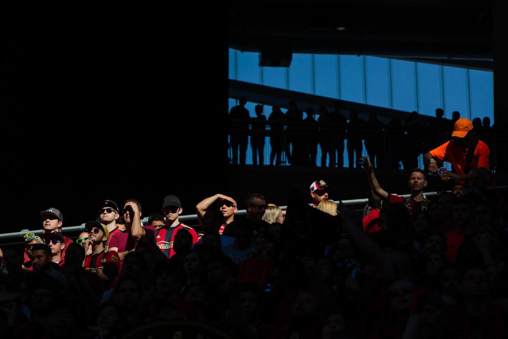 Atlanta United Mercedes-Benz Stadium