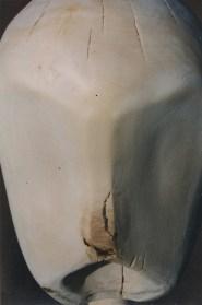 Wood Sculpture, detail.