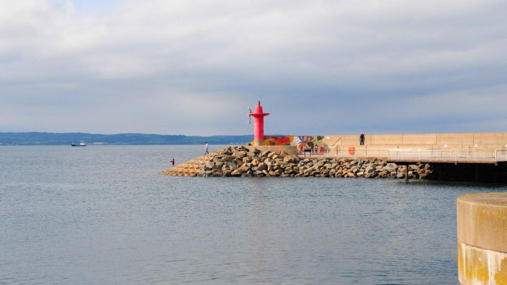The Bangor Pier, Photo's.