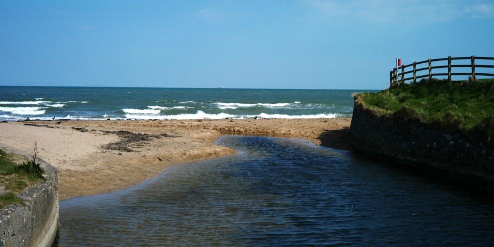 Scenes from Helen's Bay.