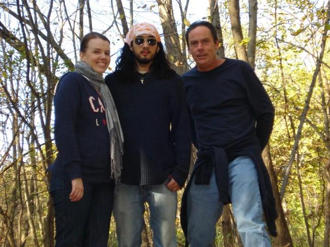 Abigail Tieck, Jimmy Chaos & Kevin Durr