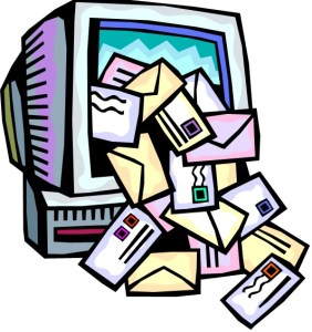 Junk Mail Graphic