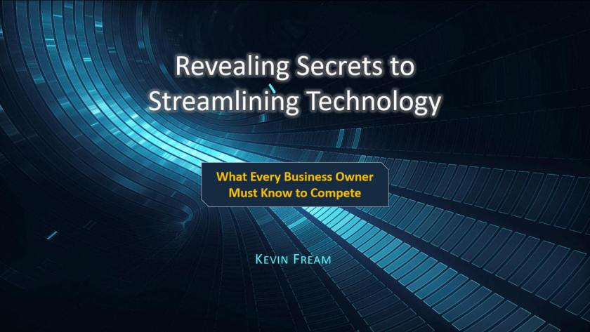 Revealing Secrets to Streamlining Technology